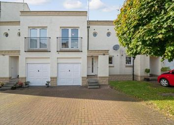 Thumbnail 3 bed terraced house for sale in Leverndale Court, Glasgow, Lanarkshire