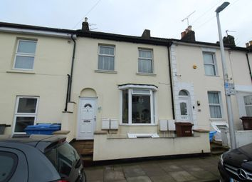 Thumbnail 1 bed flat to rent in Gardiner Street, Gillingham, Kent
