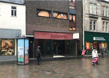 Thumbnail Retail premises to let in 133, High Street, Perth