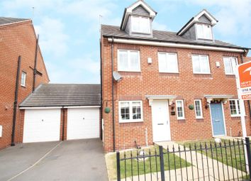 3 bed semi-detached house for sale in Market Garden Close, Thurmaston, Leicester LE4
