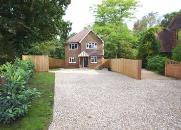 Thumbnail 4 bed detached house for sale in Mytchett Road, Mytchett