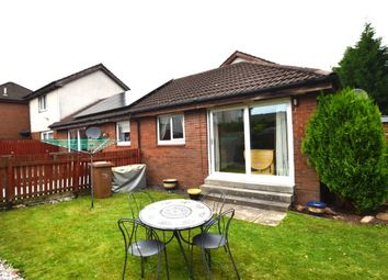 Thumbnail 1 bedroom terraced bungalow for sale in 10, Arnott Quadrant, Motherwell, North Lanarkshire