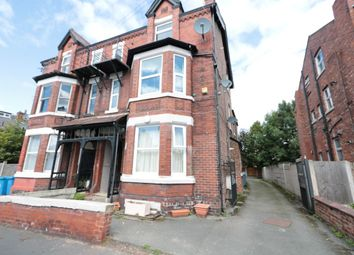 Thumbnail 1 bed flat for sale in Clarendon Road, Manchester