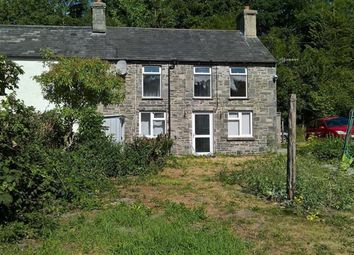 Thumbnail 3 bed end terrace house for sale in Frondeg, Doldre, Tregaron