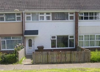 Thumbnail 3 bed terraced house to rent in Dodsworth Walk, Hartlepool