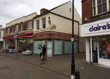 Thumbnail Retail premises to let in 45 High Street, High Street, Long Eaton