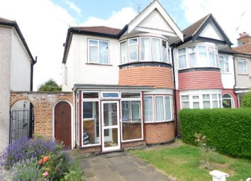 Thumbnail 3 bed end terrace house for sale in Lulworth Gardens, Harrow