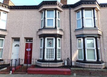 Thumbnail 2 bed terraced house for sale in Southey Street, Bootle, Liverpool, Merseyside