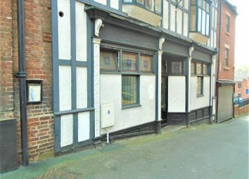 Thumbnail 1 bedroom flat for sale in Meadow Place, Shrewsbury
