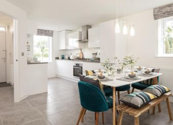 "Thumbnail 3 bedroom semi-detached house for sale in ""Ashurst"" at Barley Fields, Thornbury, Bristol"