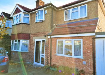 Thumbnail 1 bed flat to rent in Stanwell Road, Feltham