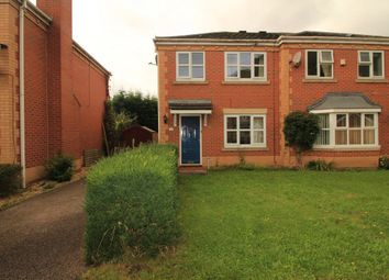Thumbnail 3 bedroom property to rent in Windmill View, Colwick, Nottingham