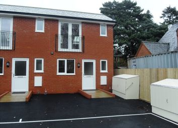 Thumbnail 1 bed end terrace house to rent in The Terrace, Chatsworth Road, Farnborough