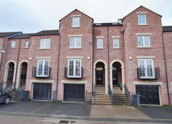 Thumbnail 4 bed town house for sale in Mcilmoyle Way, Denton Holme, Carlisle, Cumbria