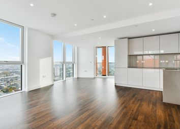 Thumbnail 3 bedroom flat to rent in Nine Elms Point, Haydn Tower, Vauxhall