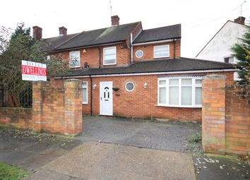 Thumbnail 3 bedroom semi-detached house to rent in Amersham Road, Harold Hill