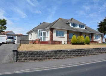 Thumbnail 3 bedroom semi-detached bungalow for sale in Spring Hill, Worle, Weston-Super-Mare