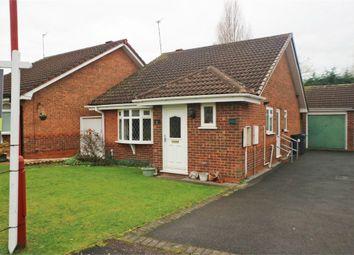Thumbnail 2 bed detached bungalow for sale in Bagshawe Croft, Birmingham, West Midlands