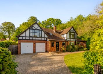Thumbnail 4 bed detached house to rent in Ellwood Road, Beaconsfield