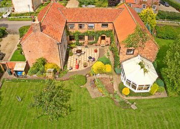 Thumbnail 7 bed detached house for sale in Southwold Farmhouse, Duggleby, Malton