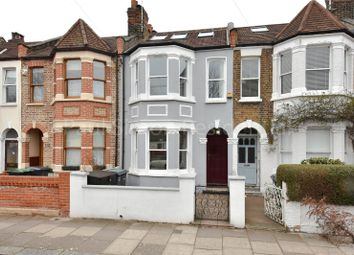 Thumbnail 5 bed terraced house for sale in Stanhope Gardens, Harringay, London