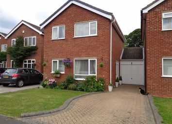 Thumbnail 3 bed link-detached house for sale in Burrow Hill Close, Castle Bromwich, Birmingham