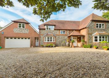 Thumbnail 6 bed detached house for sale in Dummer, Basingstoke