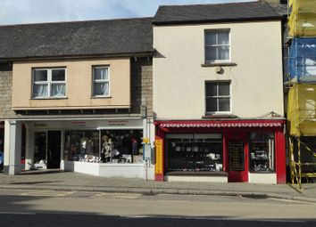 Thumbnail 3 bed property for sale in The Arcade, Fore Street, Okehampton