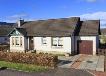 Thumbnail 3 bed bungalow for sale in Earnmuir Court, Comrie