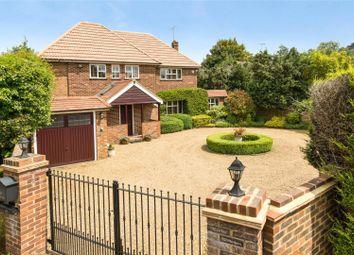 Thumbnail 5 bed detached house for sale in Oxshott Way, Cobham, Surrey