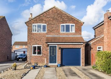 Thumbnail 3 bed detached house for sale in Dee Close, York