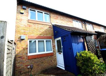 Thumbnail 1 bed end terrace house for sale in St Nazaire, Egham