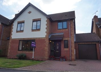 Thumbnail 4 bed detached house for sale in Park Road, Congresbury