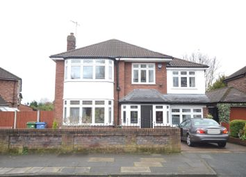 Thumbnail 4 bed detached house for sale in Fawley Road, Allerton, Liverpool