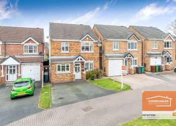 Thumbnail 3 bed detached house for sale in Wood Common Grange, Pelsall, Walsall