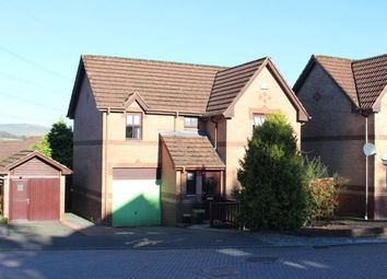 Thumbnail 4 bed detached house for sale in Littlemill Avenue, Blackwood, Cumbernauld, North Lanarkshire