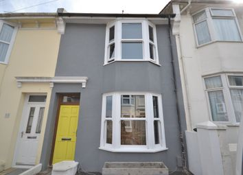 Thumbnail 2 bedroom terraced house for sale in Carlyle Street, Brighton