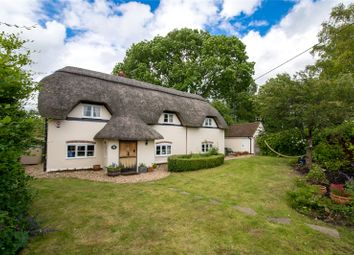 Thumbnail 3 bed detached house to rent in Chilbolton, Stockbridge, Hampshire