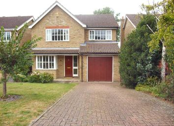 Thumbnail 4 bedroom property to rent in The Lawns Close, Melbourn, Royston