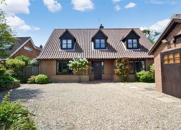 Thumbnail 5 bed detached house for sale in Beck Lane, Horsham St Faith, Norwich
