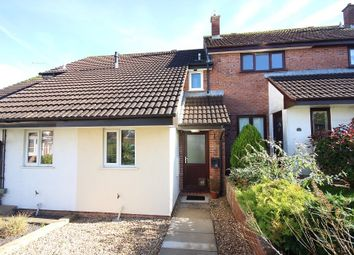 Thumbnail 1 bed terraced house for sale in Fulton Close, Ipplepen, Newton Abbot