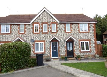 Thumbnail 2 bed terraced house for sale in Kingston Chase, Heybridge
