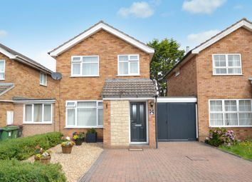 Thumbnail 3 bed link-detached house for sale in Elm Close, Newport