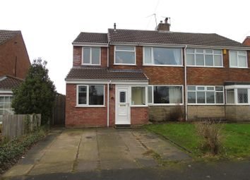 Thumbnail 4 bed semi-detached house for sale in Delph Park Avenue, Aughton, Ormskirk