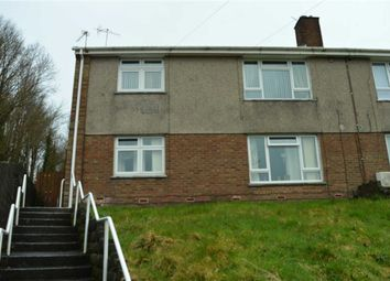 Thumbnail 2 bed flat for sale in Bryn Vernel, Loughor