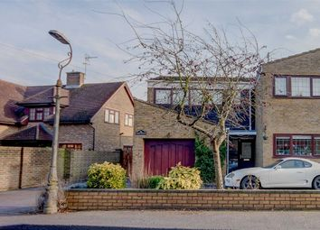 Thumbnail 4 bedroom detached house for sale in Downfield Road, Hertford Heath, Hertford