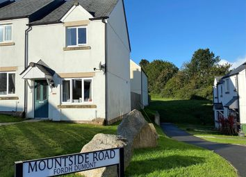 Thumbnail 2 bed property to rent in Mountside Road, Par