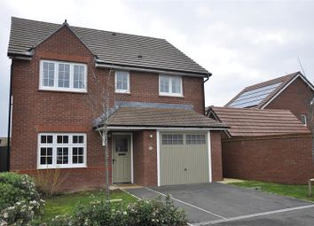 Thumbnail 4 bed detached house for sale in Finning Avenue, Pinhoe, Exeter