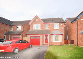 Thumbnail 4 bed detached house for sale in Hasguard Way Ingleby Barwick, Stockton-On-Tees