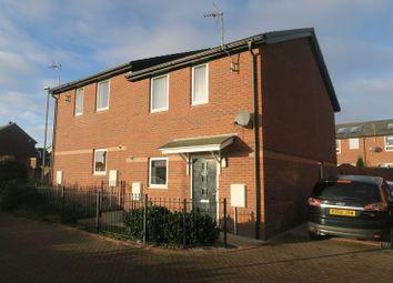 Thumbnail 3 bedroom semi-detached house for sale in Glen Court, Morley, Leeds
